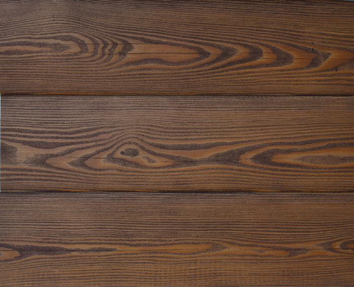 Планкен скошенный Лиственница, Окрашенная маслами Leinos, сорт Экстра, 20x120 в Курске